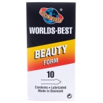 Worlds Best Beauty Form 10-pakkaus