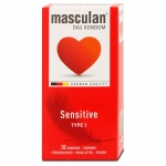 Masculan Sensitive 10-pakkaus