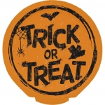 Happy Condoms Halloween Trick or Treat Circle 1 kpl