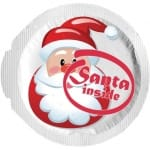 Happy Condoms Santa Inside 1 kpl