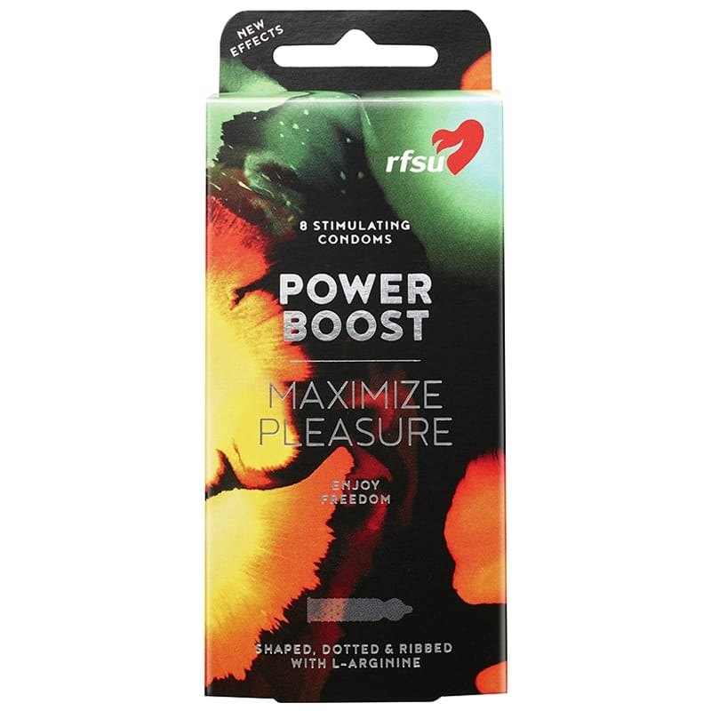 RFSU Power Boost 8-pakkaus