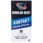 Worlds Best Kontakt Cream Special 10-pakkaus