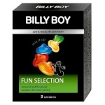 Billy Boy Fun Selection 3-pakkaus