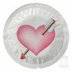 EXS Love Heart 1 kpl