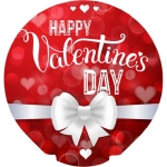 Happy Condoms Valentines Day Gift Wrap 1 kpl